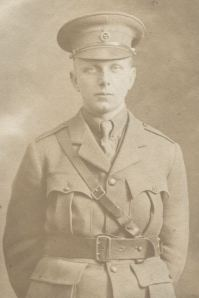 Lord Berwick in military uniform