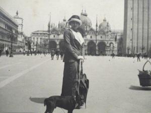 Teresa Hulton in 1912