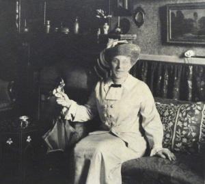Teresa's mother, Costanza, 1913.