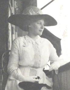 Teresa in 1911