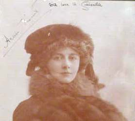 Helen Vincent, later Viscountess D'Abernon