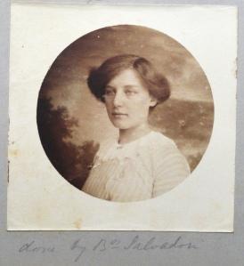 Teresa Hulton in 1911