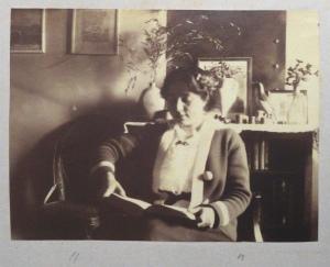 Gioconda Hulton, 1913