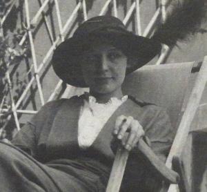 Teresa Hulton, May 1914