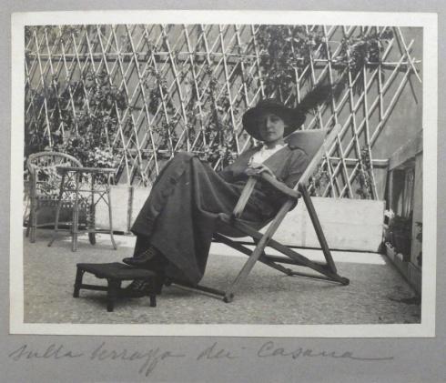 Teresa Hulton in 1914.
