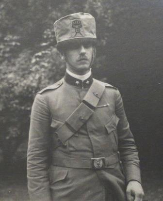 Luigi Villari, Florence, 1915.