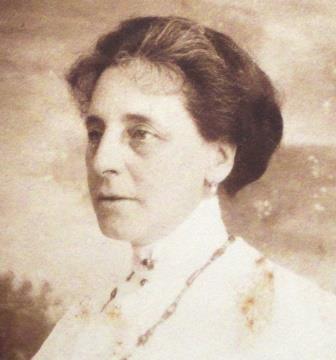 Costanza Hulton, 1911.