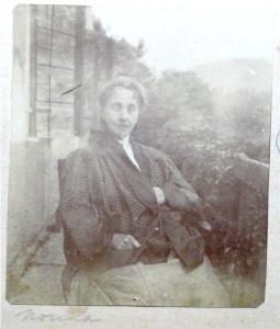 Linda Villari in 1906.