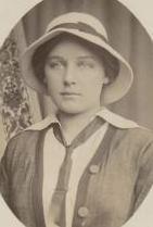Teresa Hulton May 1915