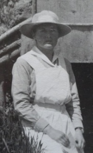 Mabel Campbell worked alongside Teresa Hulton on the Italian front.