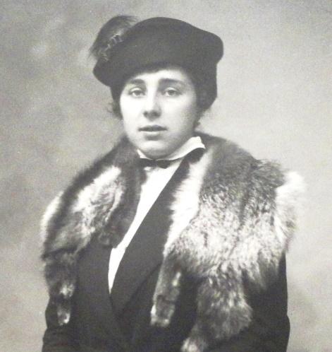 Gioconda, Florence, February 1916.